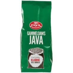 Gammeldaws Java 500g.