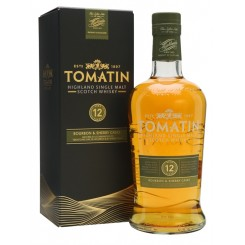 Tomatin 12 år Single Highland Malt