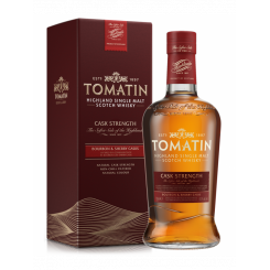 Tomatin Cask Strength 57,5 % alk.