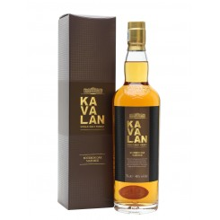 KAVALAN BOURBON OAK MATURED 46%