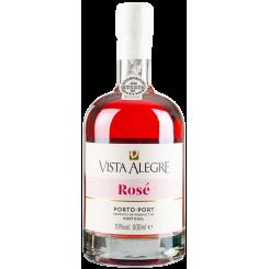 Vista Alegre Rosé port 19 % alk. 0,5 L