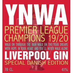YNWA Liverpool Gin