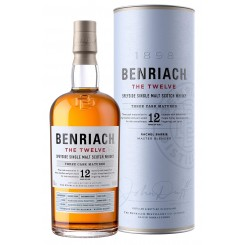 Benriach - The Twelve - 12YO Speyside Single Malt - Sherry/Bourbon/Port Casks