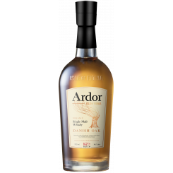 ARDOR DANISH OAK – WHISKY 46 % alk. 0,7 L