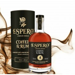 Ron Espero Coffee & Rum 40%