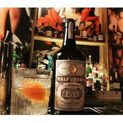 Half Crown London Dry Gin 40,6%