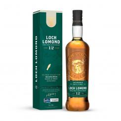 Loch Lomond Inchmurrin 12 års 46 % alk.